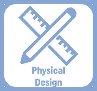 Physical Design Icon