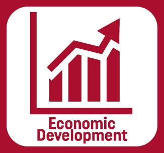Economic Development Icon