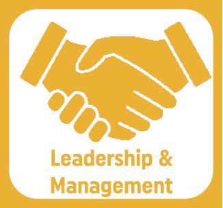 Leadership & Management icon