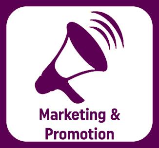 marketing & promotion icon