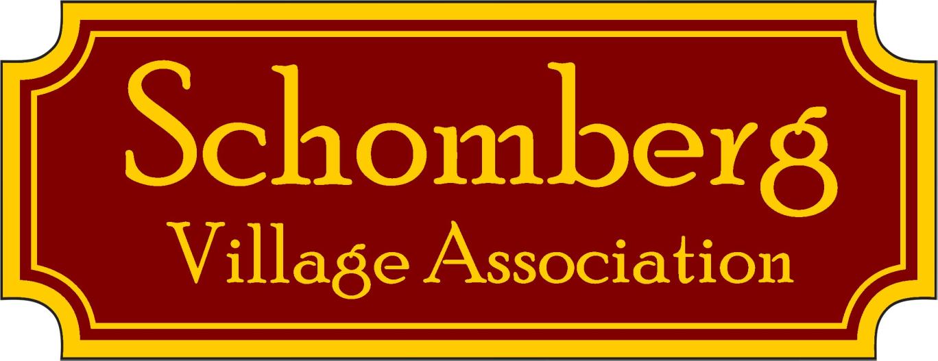 Schomberg Village Association Logo