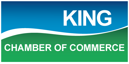 King Chamber of Commerce Logo